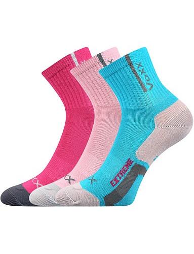 JOSÍFEK dětské sportovní ponožky VoXX, mix B