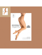 Punčochové kalhoty INVISIBLE tights 8 DEN