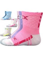 Kojenecké ponožky VoXX PIUSINEK - balení 3 páry v barevném mixu