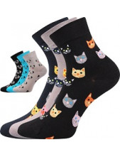 Ponožky Lonka FELIXA - balení 3 různé páry