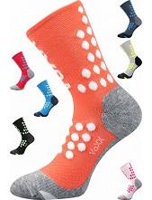Kompresní ponožky VoXX FINISH, bílá