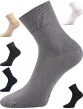 Společenské ponožky Lonka EMI - balení 3 stejné páry