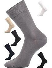 Společenské ponožky Lonka ELI - balení 3 stejné páry