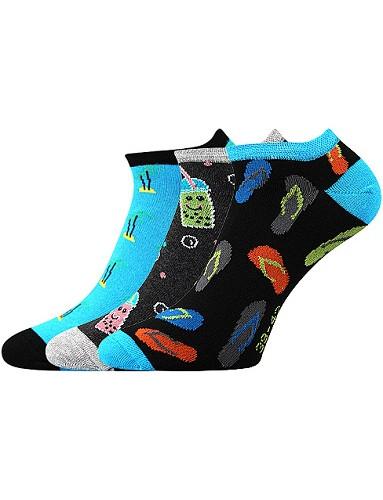 Dámské ponožky Boma Piki 64, mix B