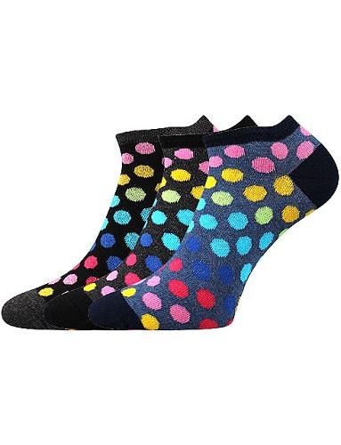 Ponožky Boma Piki 65, Mix A