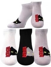 Ponožky Boma Piki 67 - balení 3 různé páry