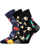 Sportovní ponožky VoXX PITIX 01 - balení 3 různé páry