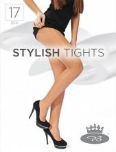 LADY B punčochové kalhoty STYLISHtights 17DEN