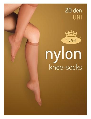 LADY B dámské podkolenky NYLONknee-socks