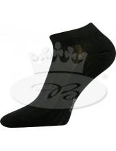Ponožky Lonka Rasty - černá