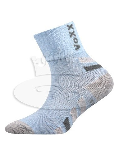 Ponožky VoXX - Maik Mix B světle modrá