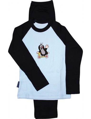 Výprodej Dětské pyžamo Boma KR 007 - Krtek dlouhé