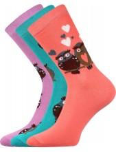 Ponožky Boma Xantipa Mix 33