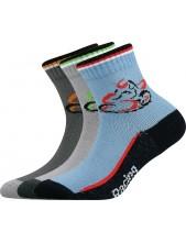 Ponožky Boma Autik - balení 3 páry