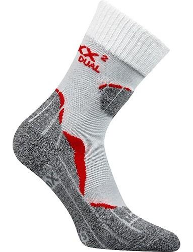 Ponožky VoXX Dualix bílá