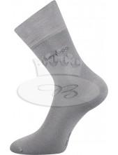 Výprodej vel. 26-28 (39-42) DeBAMBAS bambusové ponožky Lonka - balení 3 páry