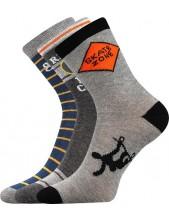 LARI dětské ponožky Mix A kluk