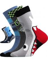 Dětské ponožky Boma 057-21-43, kluk V