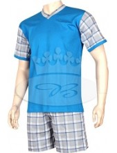Chlapecké pyžamo Kája krátké rukávy a šortky