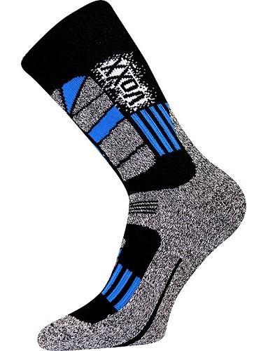 TRACTION sportovní ponožky VoXX, modrá