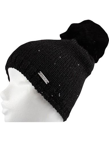 Dámská čepice VoXX TWINGO, černá