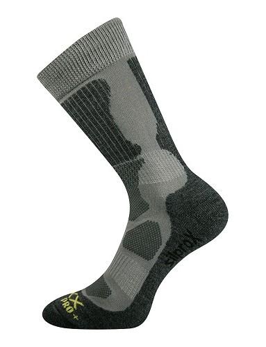 82e202787a3 Ponožky VoXX - Etrex světle šedá