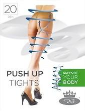 Punčochové kalhoty PUSH UPtights 20DEN - i v nadměrných velikostech