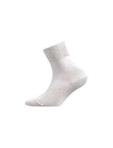118c7107a52 ROMSEK dětské 100% bavlněné ponožky Bílé