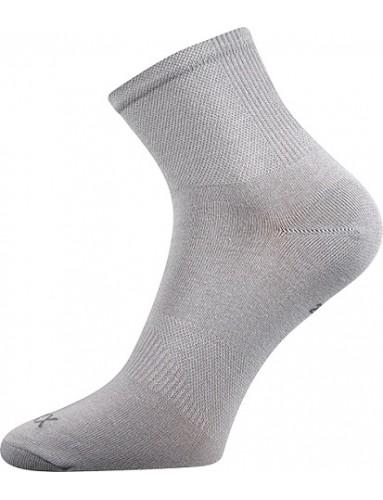 REGULAR sportovní ponožky VoXX Světle šedá