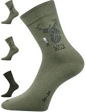 LASSY myslivecké, rybářské ponožky VoXX