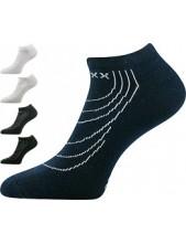 REX 02 sportovní ponožky VoXX, bílá