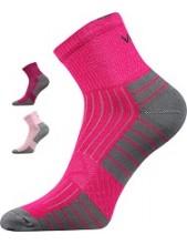 BELKIN dámské bambusové ponožky VoXX, fuxia