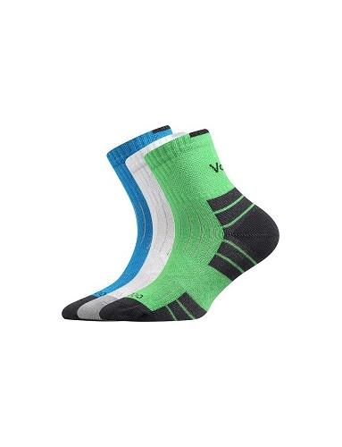 BELKINIK dětské bambusové sportovní ponožky VoXX, mix C
