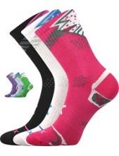 Sportovní ponožky VoXX Alka balení 3 páry