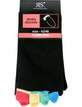 Prstové ponožky 55510 D