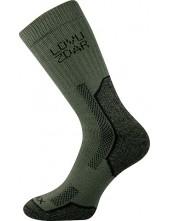 Ponožky VoXX - Lovan tmavě zelená