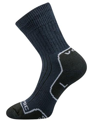 Ponožky VoXX Zenith až do velikosti 54 tmavě modrá