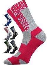 Ponožky VoXX MATRIX, černá