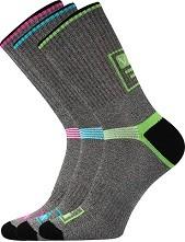 Ponožky VoXX Spectra Mix A modrá