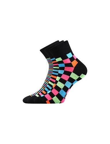 Ponožky Boma JANA 41, mix A