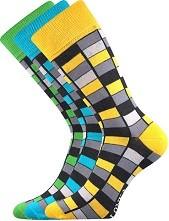 Ponožky Lonka WOODOO mix G - balení 3 páry