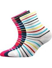 RUBY kojenecké ponožky Boma - balení 3 páry