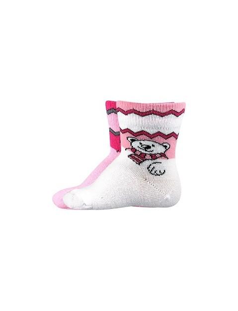 EMINE kojenecké ponožky Boma - balení 2 páry 25e7d773fd
