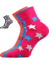 Ponožky Boma JANA Mix 44 - balení 3 páry