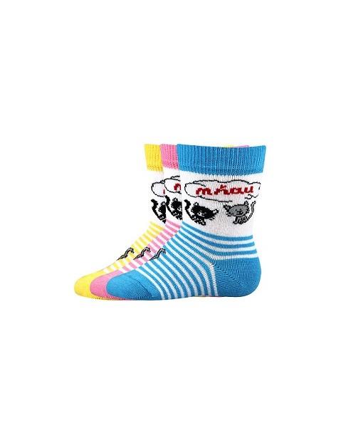 Kojenecké ponožky pro miminka - Zdarma domů 66d6f9b507