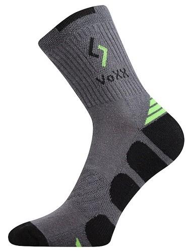 TRONIC sportovní ponožky VoXX, tmavě šedá