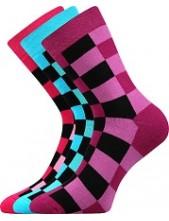 Ponožky Boma - Koskana Mix 05 - balení 3 páry