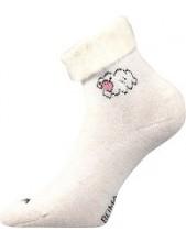 Dámské vlněné ponožky Boma VLNĚNA - balení 3 páry