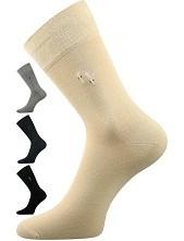 DEMOON společenské ponožky Lonka - balení 3 páry