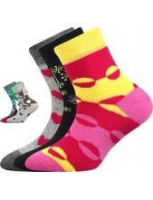 SIBIŘ dětské ponožky Boma Mix 05